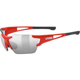 UVEX Sportstyle 803 Race VM Pyöräilylasit, red/silver
